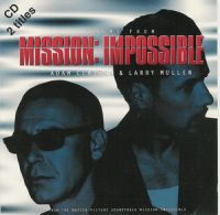 Cover Adam Clayton & Larry Mullen - Theme From Mission: Impossible