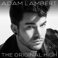 Cover Adam Lambert - The Original High