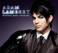Cover Adam Lambert - Whataya Want From Me
