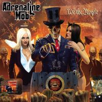 Cover Adrenaline Mob - We The People