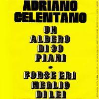 Cover Adriano Celentano - Un albero di 30 piani