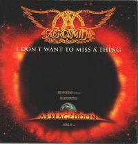 Cover Aerosmith - I Don't Want To Miss A Thing