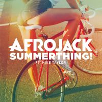 Cover Afrojack feat. Mike Taylor - SummerThing!