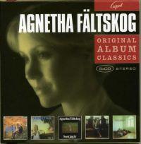 Cover Agnetha Fältskog - Original Album Classics - Box Set