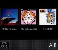 Cover Air - 10 000 Hz Legend / The Virgin Suicides / Moon Safari