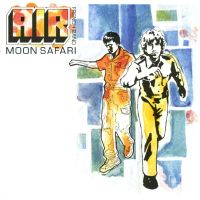 Cover Air - Moon Safari