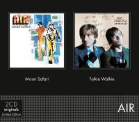 Cover Air - Moon Safari + Talkie Walkie
