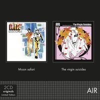 Cover Air - Moon Safari + The Virgin Suicides