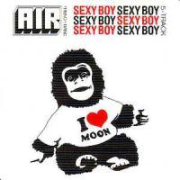 Cover Air - Sexy Boy