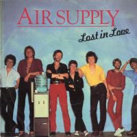 Cover Air Supply - Lost In Love