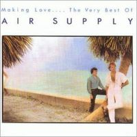 Cover Air Supply - Making Love ... The Very Best Of Air Supply