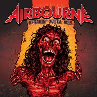 Cover Airbourne - Breakin' Outta Hell