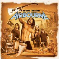 Cover Airbourne - No Guts. No Glory.