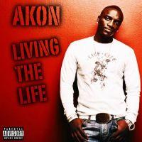 Cover Akon - Living The Life