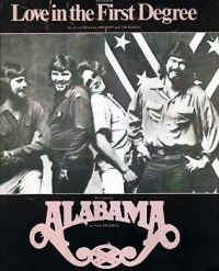 Cover Alabama - Love In The First Degree