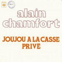 Cover Alain Chamfort - Joujou à la casse