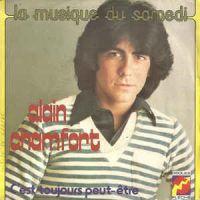 Cover Alain Chamfort - La musique du samedi