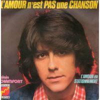 Cover Alain Chamfort - L'amour n'est pas une chanson