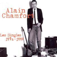 Cover Alain Chamfort - Les singles 1972-1994