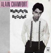 Cover Alain Chamfort - Manureva