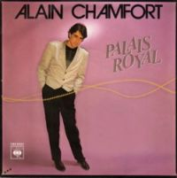 Cover Alain Chamfort - Palais royal