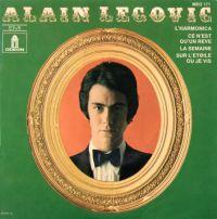 Cover Alain Legovic - L'harmonica