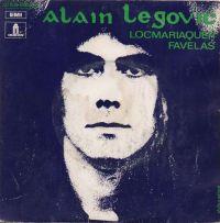 Cover Alain Legovic - Locmariaquer