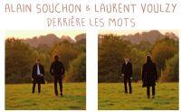 Cover Alain Souchon & Laurent Voulzy - Derrière les mots