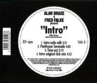 Cover Alan Braxe & Fred Falke - Intro