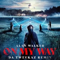 Cover Alan Walker, Sabrina Carpenter & Farruko - On My Way