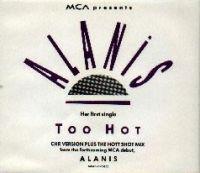 Cover Alanis Morissette - Too Hot