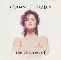 Cover Alannah Myles - The Very Best Of Alannah Myles