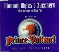 Cover Alannah Myles & Zucchero - What Are We Waiting For