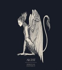 Cover Alcest - Spiritual Instinct