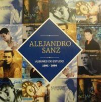 Cover Alejandro Sanz - Álbumes de estudio - 1991-2009