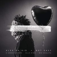Cover Alex Da Kid feat. X Ambassadors, Elle King & Wiz Khalifa - Not Easy