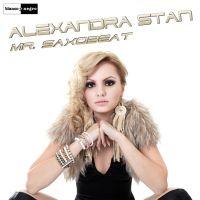 Cover Alexandra Stan - Mr. Saxobeat