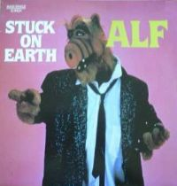Cover Alf - Stuck On Earth