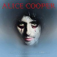 Cover Alice Cooper - Alone In His Nightmare Live 1975