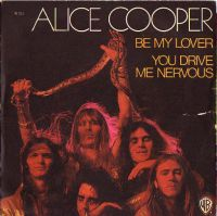 Cover Alice Cooper - Be My Lover