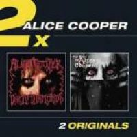 Cover Alice Cooper - Dirty Diamonds / The Eyes Of Alice Cooper