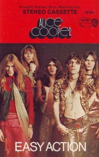 Cover Alice Cooper - Easy Action