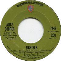 Cover Alice Cooper - Eighteen