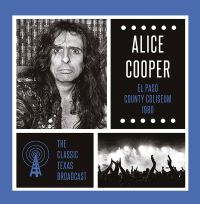 Cover Alice Cooper - El Paso County Coliseum 1980