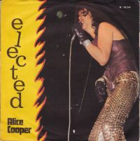 Cover Alice Cooper - Elected!