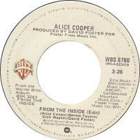Cover Alice Cooper - From The Inside