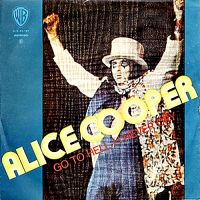 Cover Alice Cooper - Go To Hell
