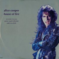 Cover Alice Cooper - House Of Fire