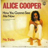 Cover Alice Cooper - How You Gonna See Me Now