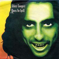 Cover Alice Cooper - I Never Cry